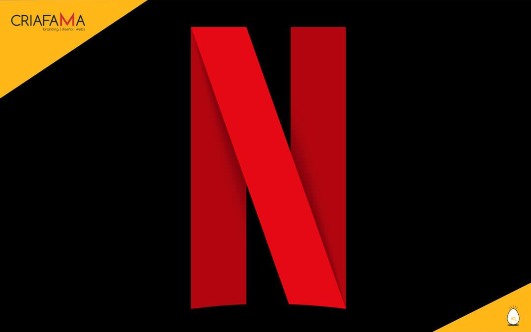 Netflix renueva su logotipo por un isotipo