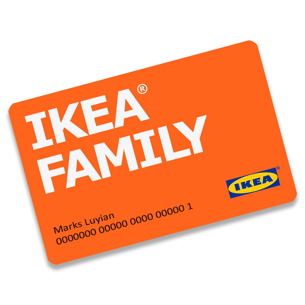 numero de tarjeta ikea family