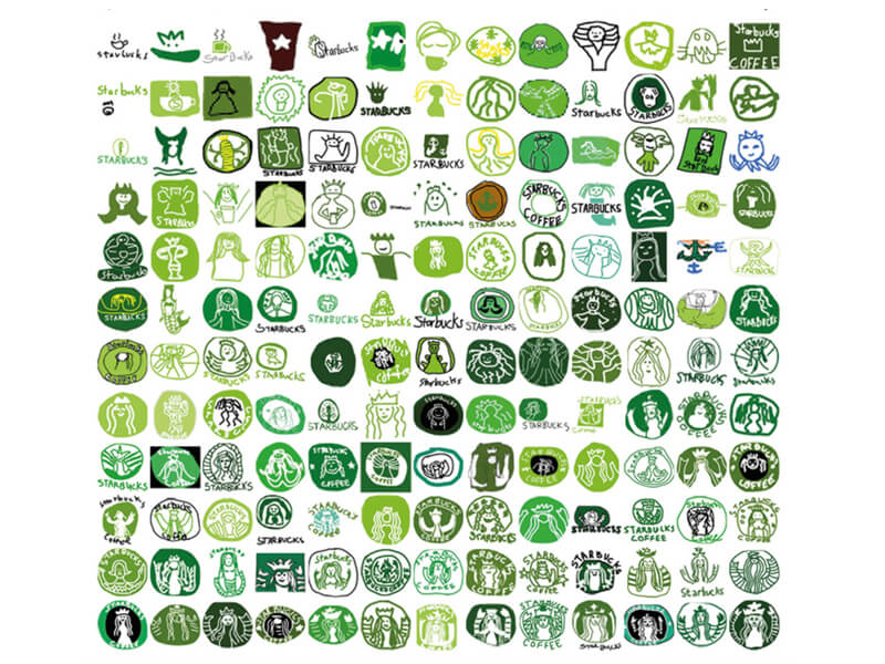 logotipos de grandes empresas: starbucks