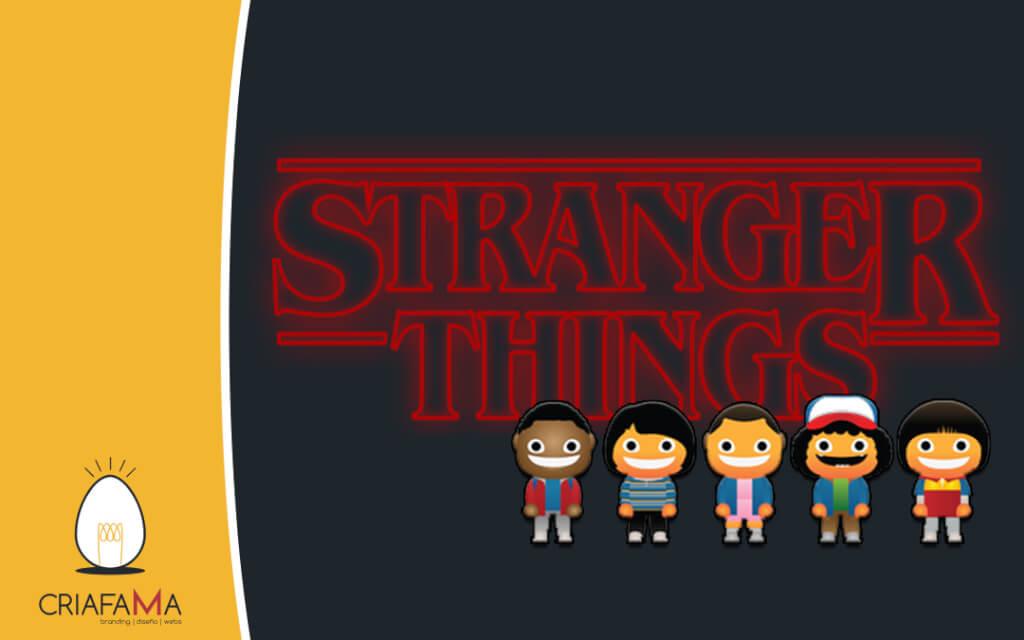 El caso de Stranger Things: La importancia de una tipografía adecuada