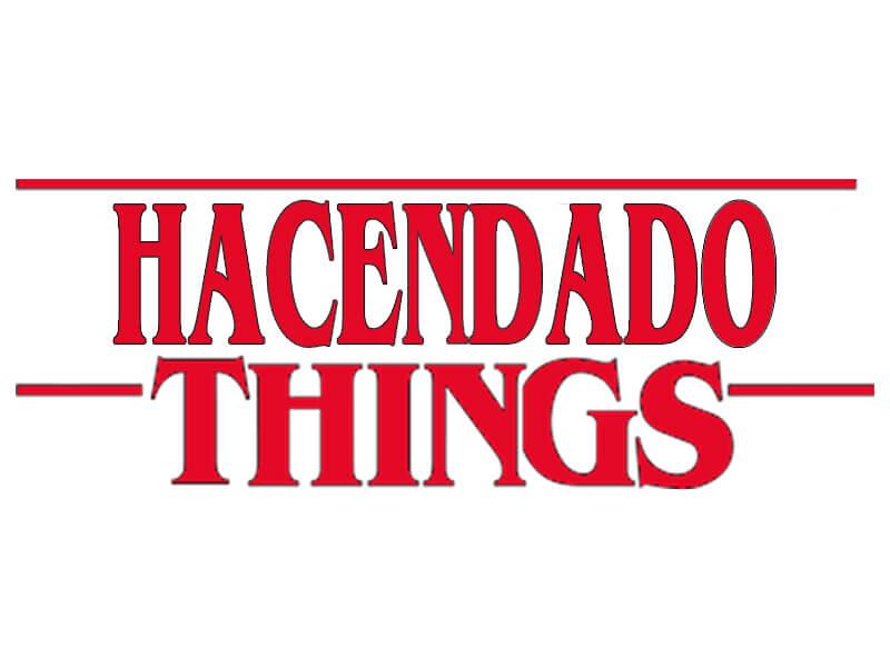 Stranger Things - Hacendado