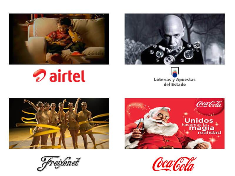 campañas navideñas publicidad