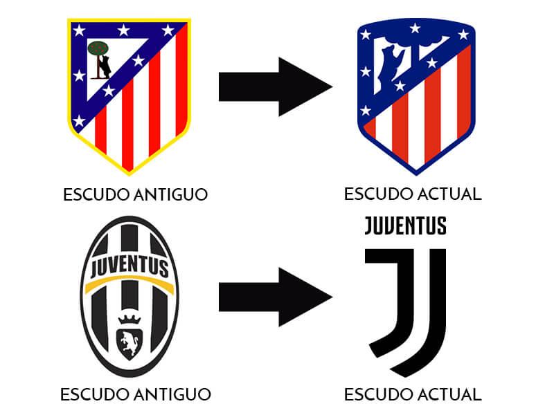 logotipos - clubes fútbol