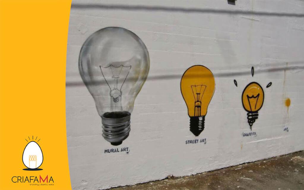 EL ARTE URBANO: creatividad y representación de una marca.