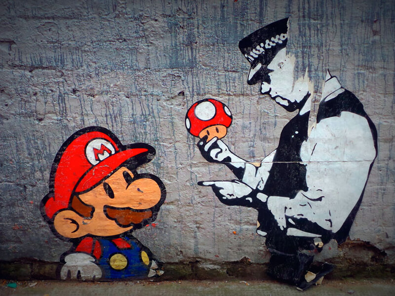 Arte urbano: Banksy