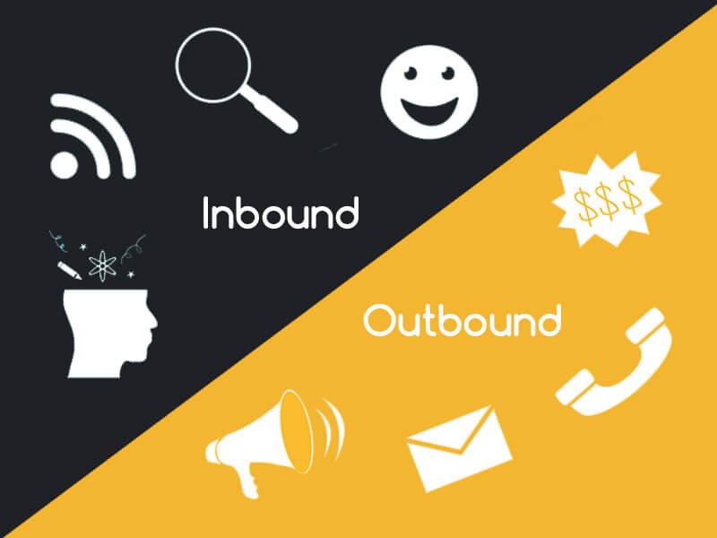 inbound y outbound marketing