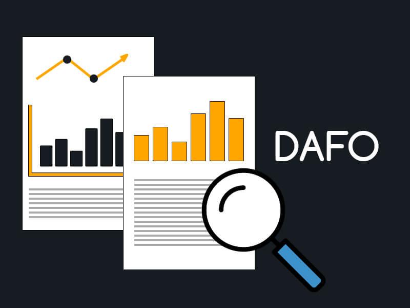DAFO: Informe
