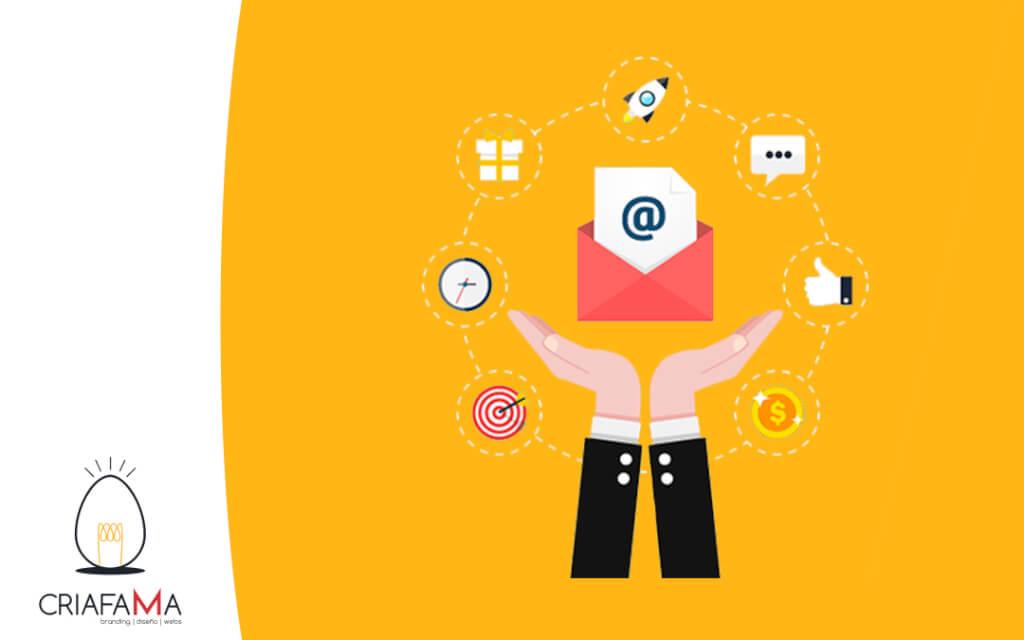 EMAIL MARKETING: captación de clientes potenciales.