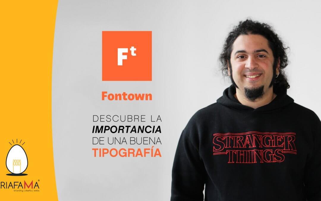 Diseño tipográfico – Entrevista a Lole Román CEO & Founder en Fontown