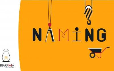 Naming – La importancia de un buen nombre para tu empresa