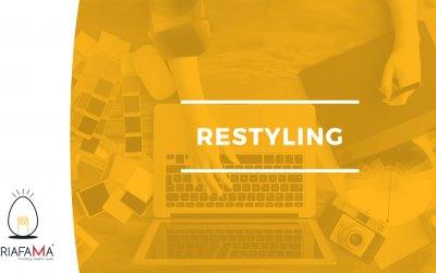 RESTYLING – ¿CUÁNDO REDISEÑAR TU LOGOTIPO?