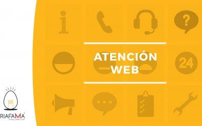 ATENCIÓN WEB: ALTERNATIVAS A LA ATENCIÓN AL CLIENTE TRADICIONAL