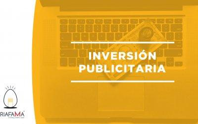 INVERSIÓN PUBLICITARIA EN LOS MEDIOS DIGITALES