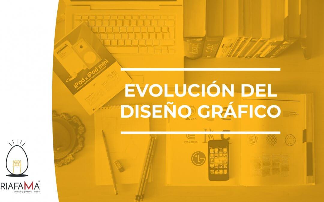 EVOLUCIÓN DEL DISEÑO GRÁFICO