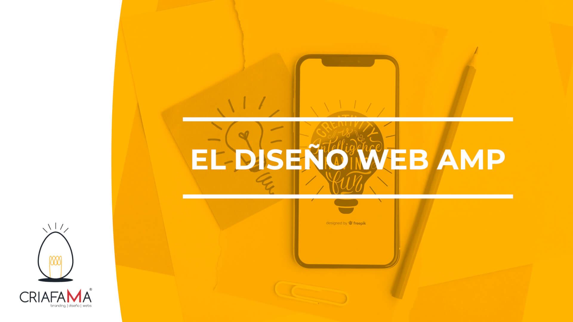 EL DISEÑO WEB AMP