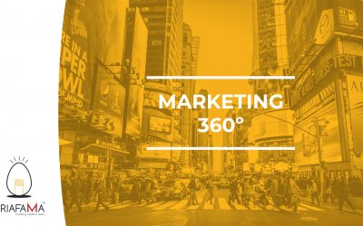 MARKETING 360º – Definición, características y ejemplos