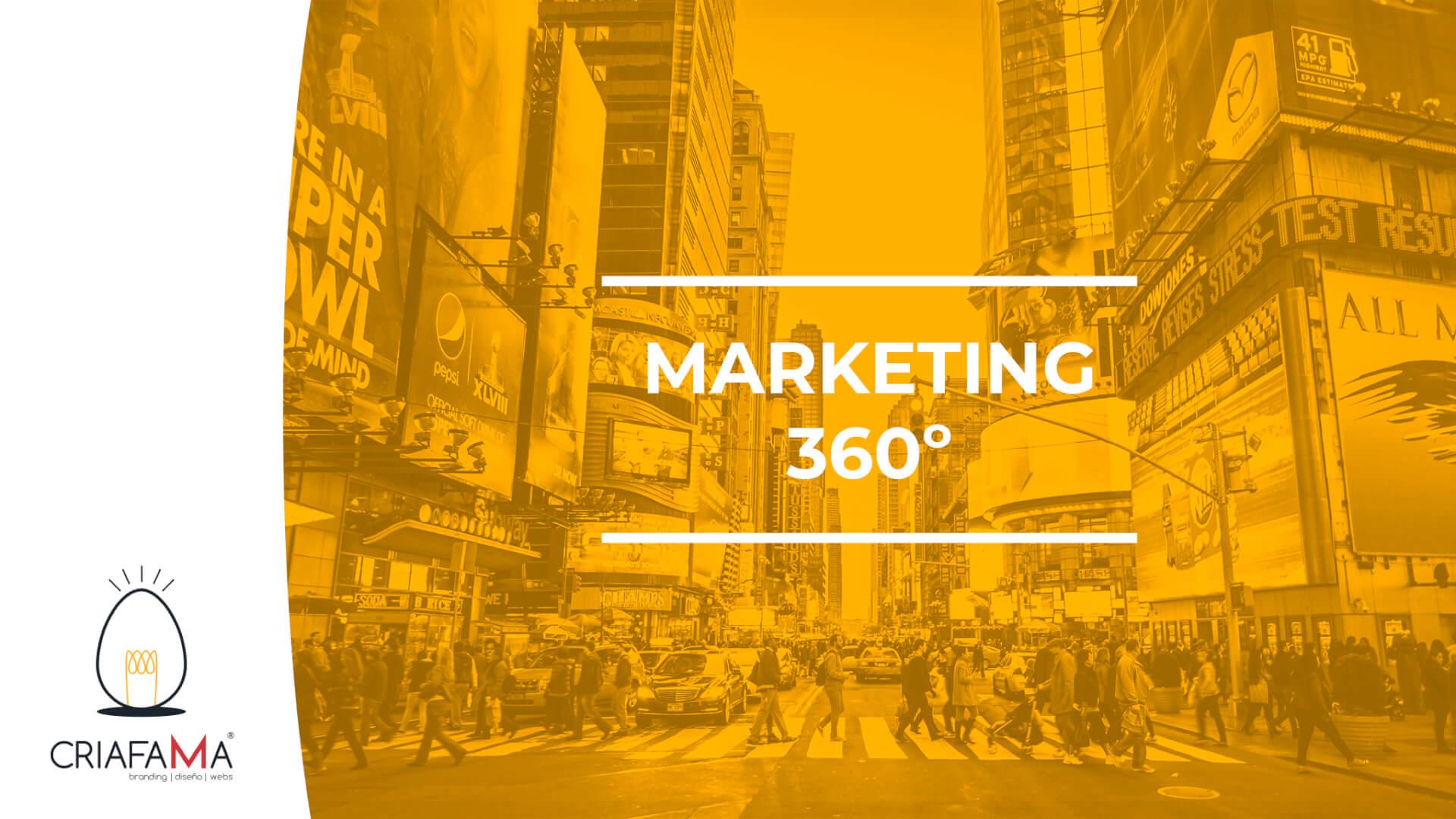 marketing 360º