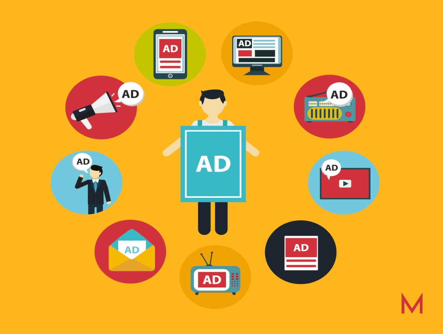 DOOH: formatos de publicidad