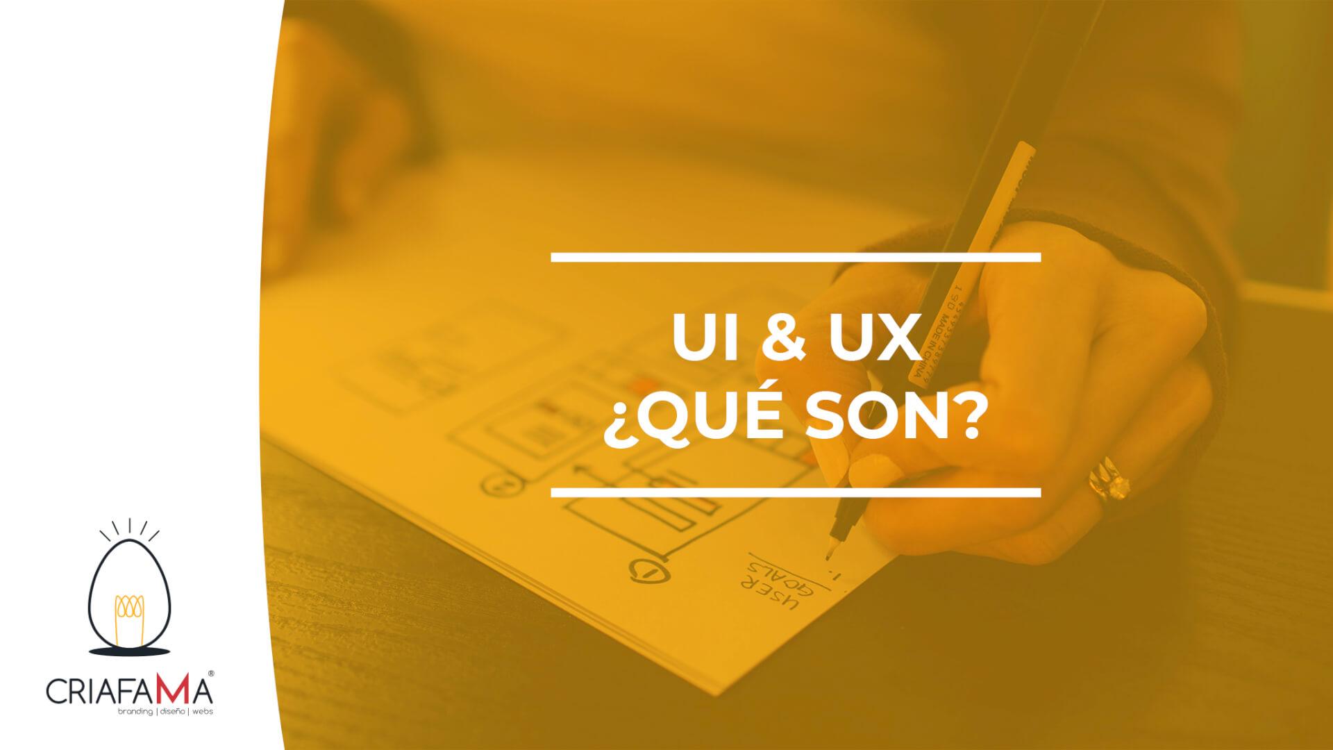 UI y UX