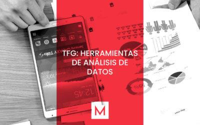 TFG: herramientas de análisis de datos